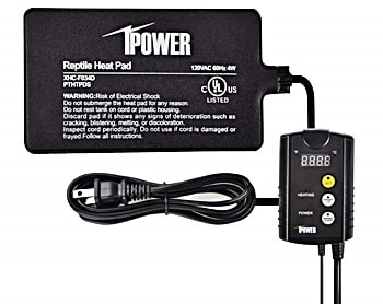 iPower Under Tank Heat Pad